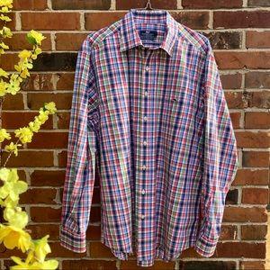✨HP✨ Vineyard Vines • Slim Fit Tucker Shirt